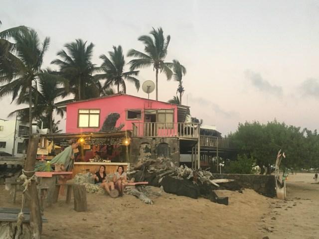 pink bar isabela