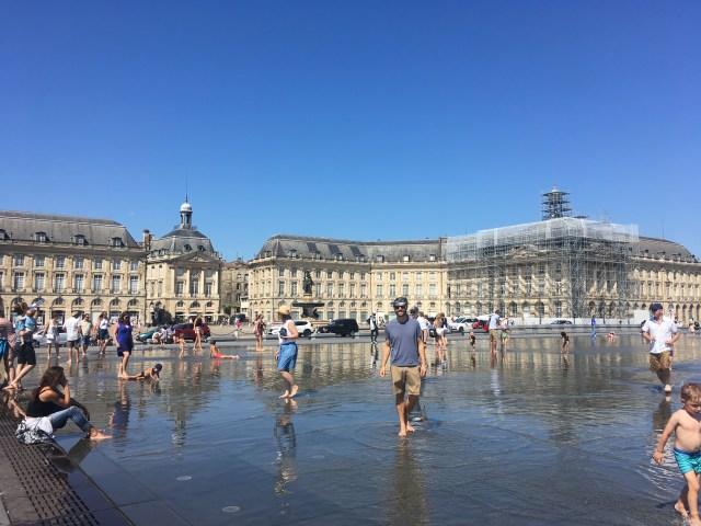 water plaza