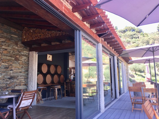 winery in douro valley