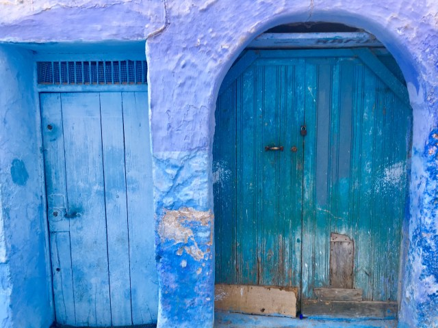 Blue City door6