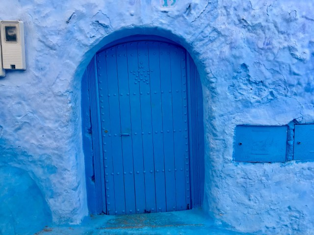 Blue City door7
