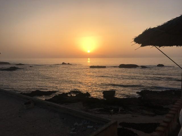 essaouira sunset