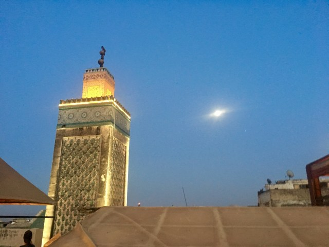 fez morocco mosque
