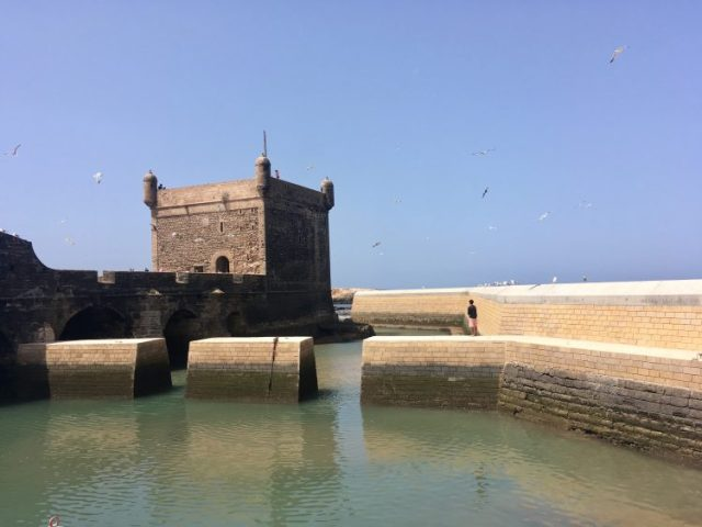 fort in essaouira
