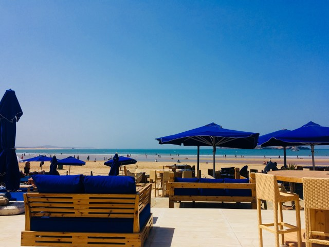 morocco beach lounge