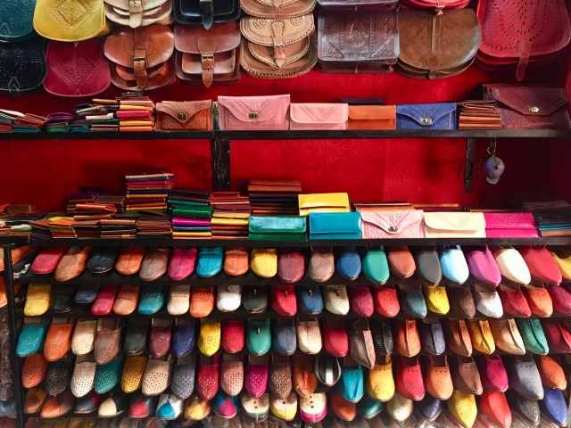 shoes morocco
