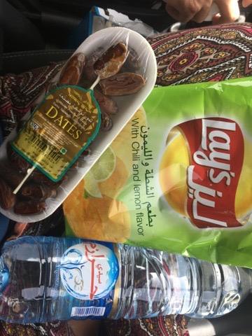 moroccan snacks