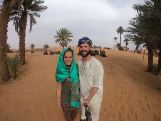 morocco gear