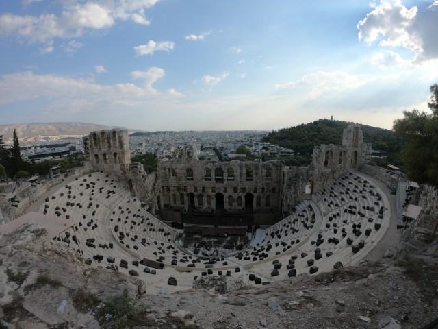 acropolis ampitheatre
