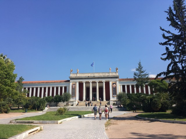 athens archeology museum