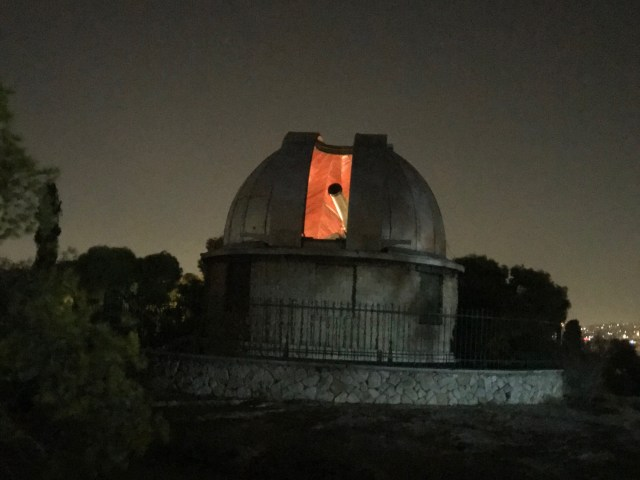 athens observatory