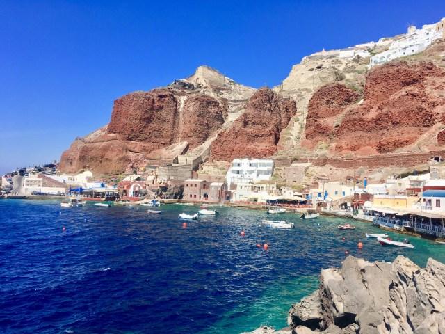 greece ammoudi bay