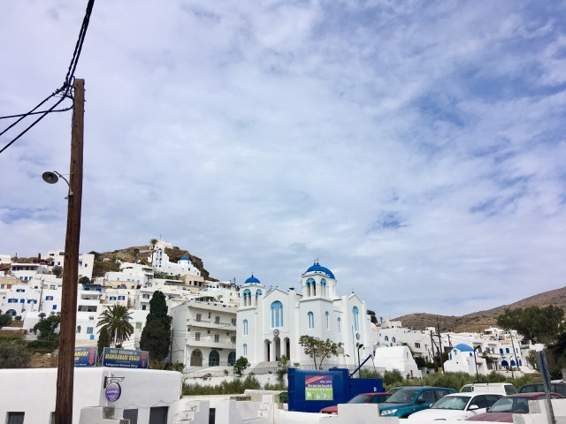 Chora Greece (Ios)