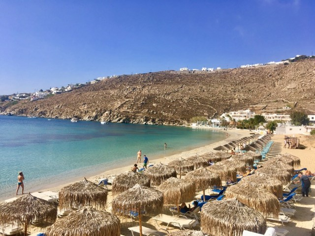 mykonos beach club