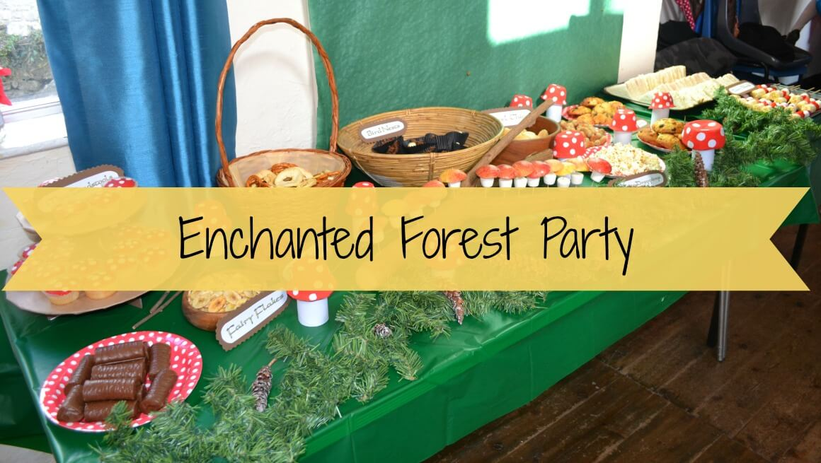 Enchanted Forest Party