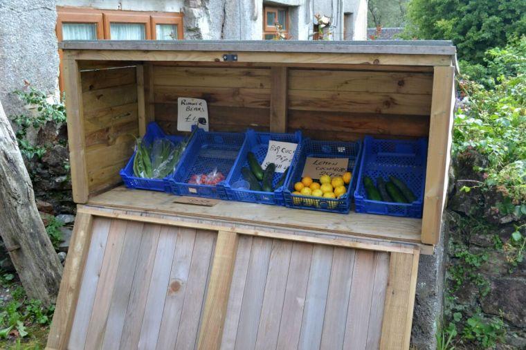 Food-stall-devon