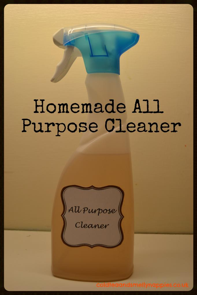 homemade cleaner