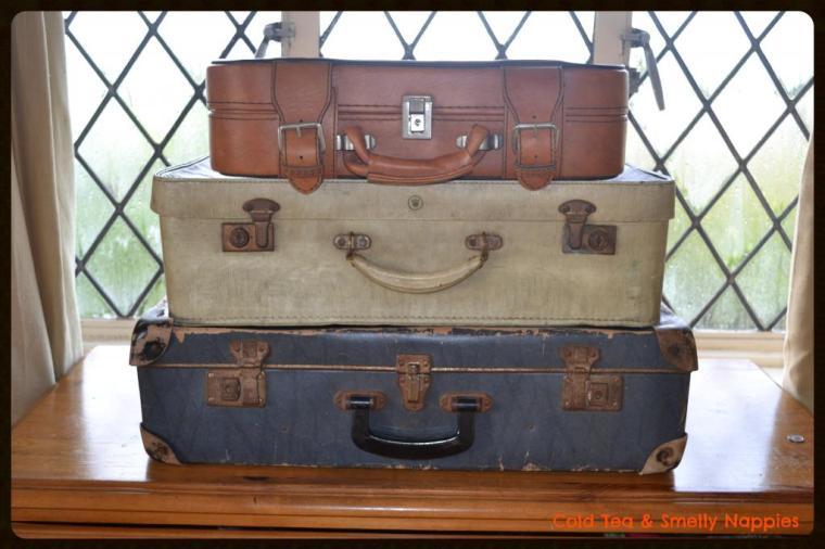 vintage suitcases 2