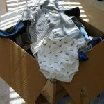 Thrifty Thursday – Upcycling Baby Clothes
