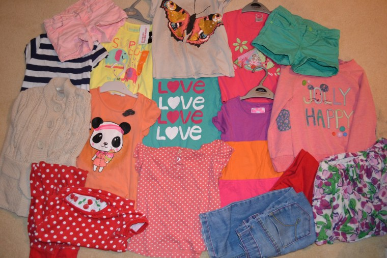 2nd hand children's clothes