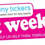 Tiny Tickers Heart Week 2015