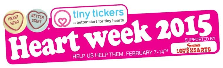tiny tickers heart week