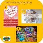 Thrifty Thursday 12th February 2015