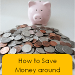 How to Save Money Around the House