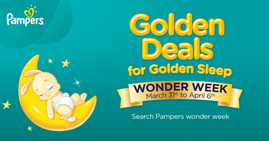 Pampers Wonder Week