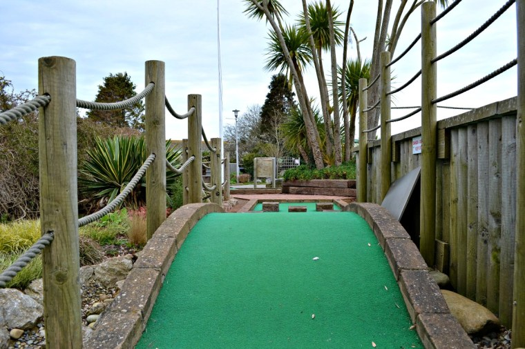 Crazy Golf Beverley Park Paignton