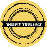 Thrifty Thursday – April 2016
