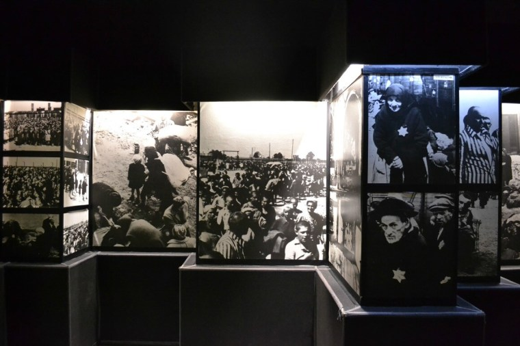 Holocaust Memorial Center in Budapest
