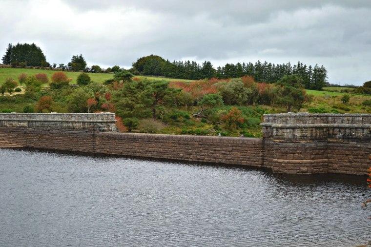 Fernworthy Reservoir Dam