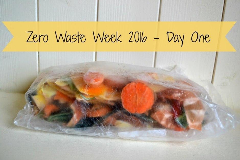 Zero Waste Week 2016 Day One