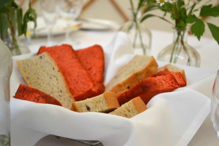 Tomato bread by Posh Nosh Devon