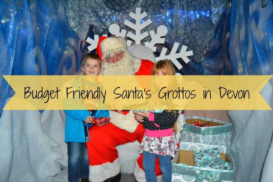 Budget Friendly Santa's Grottos in Devon