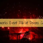 Fireworks Event 2016 at Devons Crealy