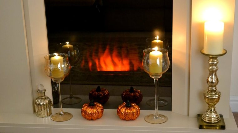 Bringing a bit of Hygge into the home with candles