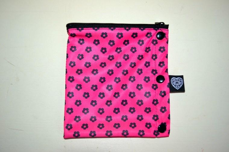 Reusable sanitary pads wash bag