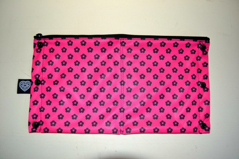 Reusable sanitary pads wash bag