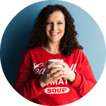 Pippa from the Slimming Foodie blog