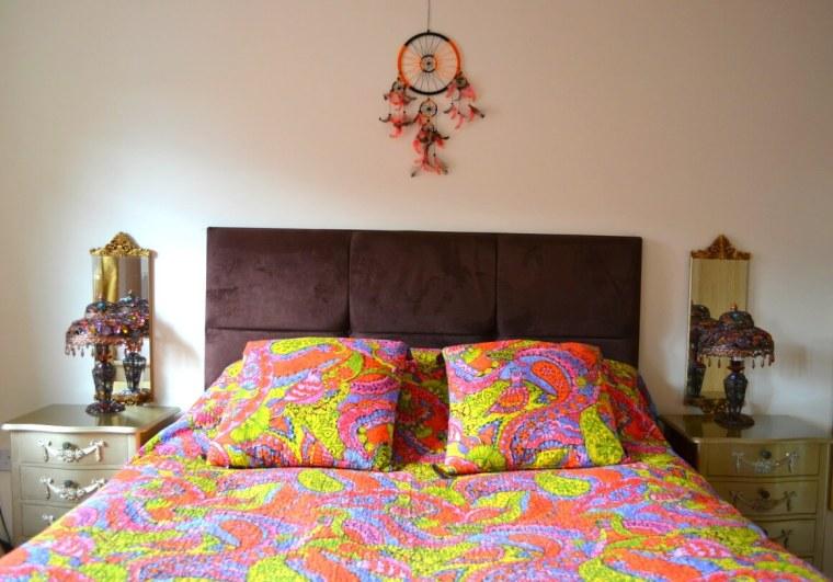 Bedroom design wish list - Boho Bedroom