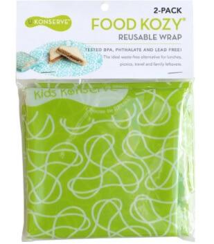 Food Kozy reusable food wrap