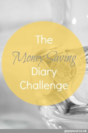 Money Saving Diary Challenge - Find out how I got on here