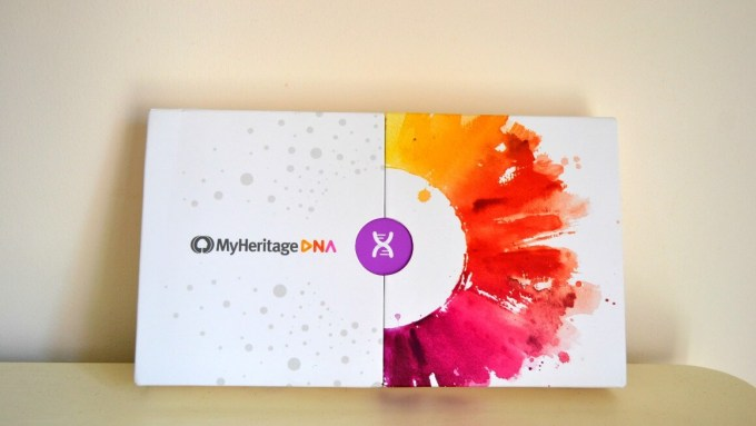 MyHeritage DNA test