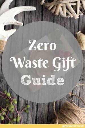 Zero Waste Gift Guide Gypsy Soul