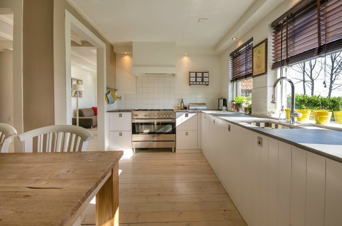 How To Get an Eco-friendly Kitchen and Save Money