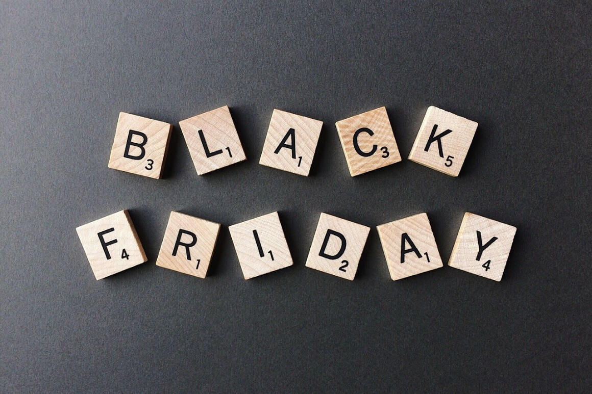 Black Friday? No It's #JustFriday