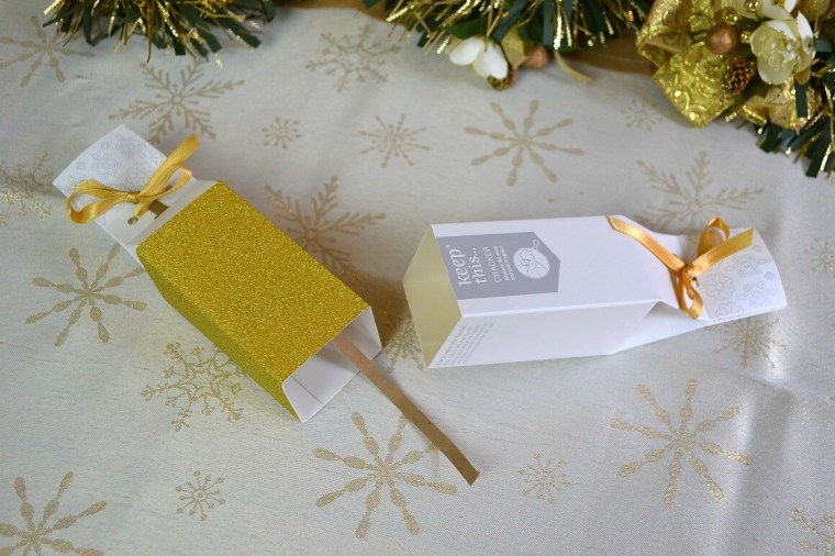 reduce your waste with reusable Christmas crackers