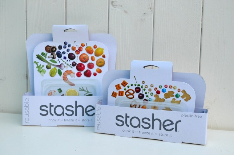 Stasher Bag Review